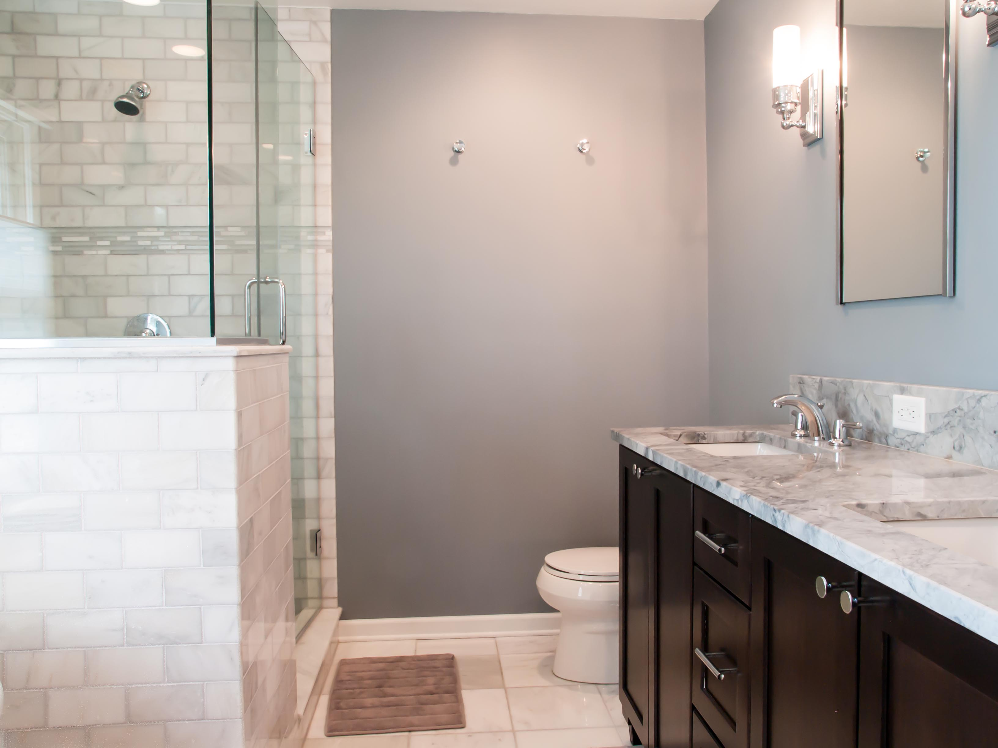 Traditional Master Bathroom Hyland Homes